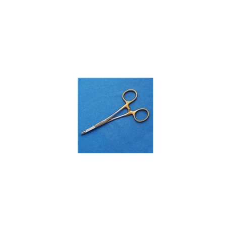 "Olsen-Hegar NH, w/scissor TC,  5-1/2"",14cm Smooth w/square block"