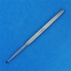 Fox Round Dermal Curette - 3mm, 14.5cm