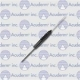 Reusable Electrode Straight Needle Short