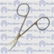 Spencer Stitch Scissors, 9 cm, laterally curved, Satin