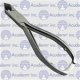 Nail Nipper - Angular Double Spring 13.5cm/5 1/2""