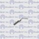 Reusable Electrode Needle 30 Degree Angle, 3/4""