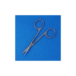 STEVENS TEN. SCISSORS, 11.5 CM, CURVED BLUNT, SATIN