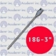 Liposuction/Injection Needle 18G – 3""