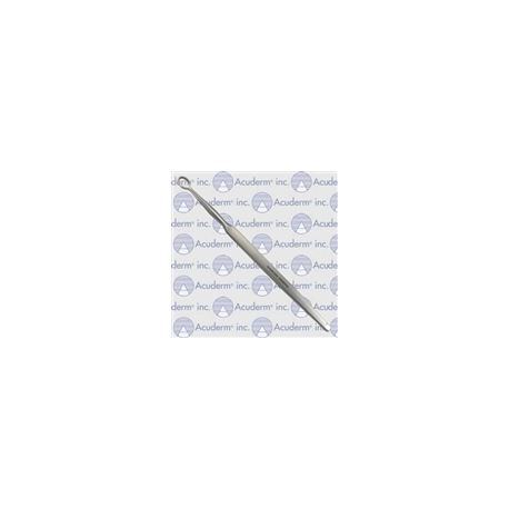 Fox Oval Dermal Curette - 3mm,  14cm/ 5 1/2""