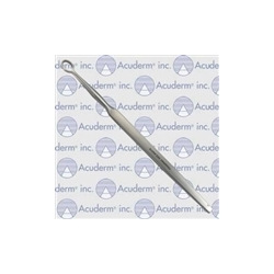Fox Oval Dermal Curette - 4mm,  14cm/ 5 1/2""